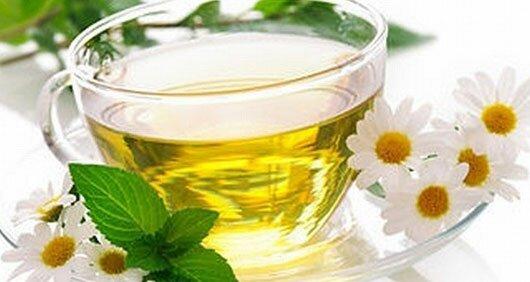 Чай мята с ромашкой польза