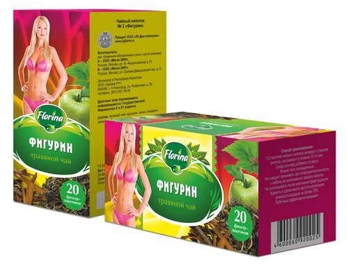 горный чай для похудения