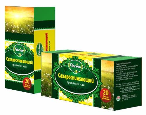 чай для похудения оптом